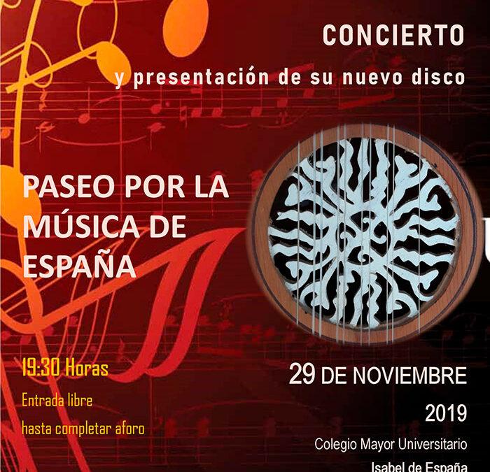 Concierto Laúdes españoles