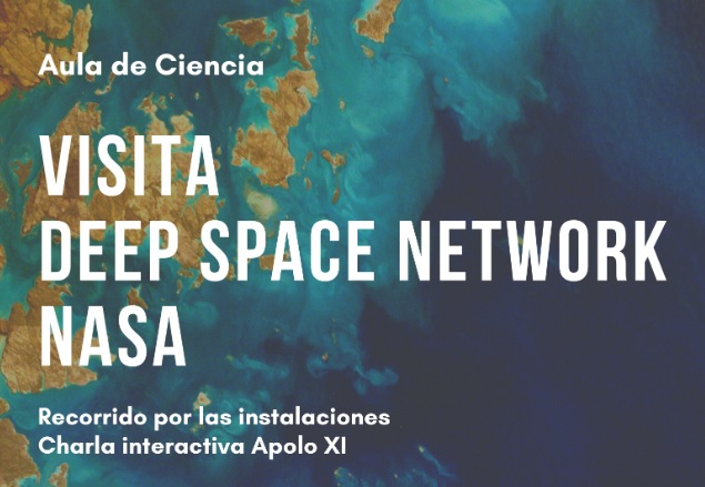 Visita al Deep Space Network NASA