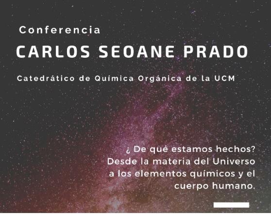 Conferencia Carlos Seoane