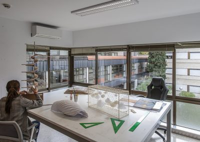 Sala de arquitectura