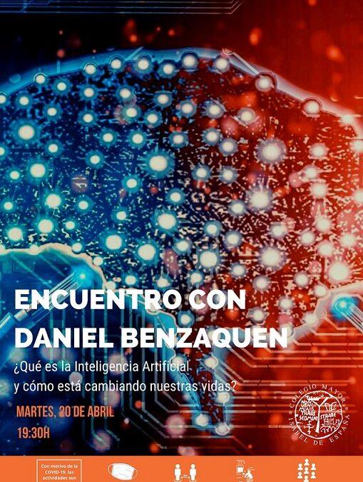 Encuentro con Daniel Benzaquen